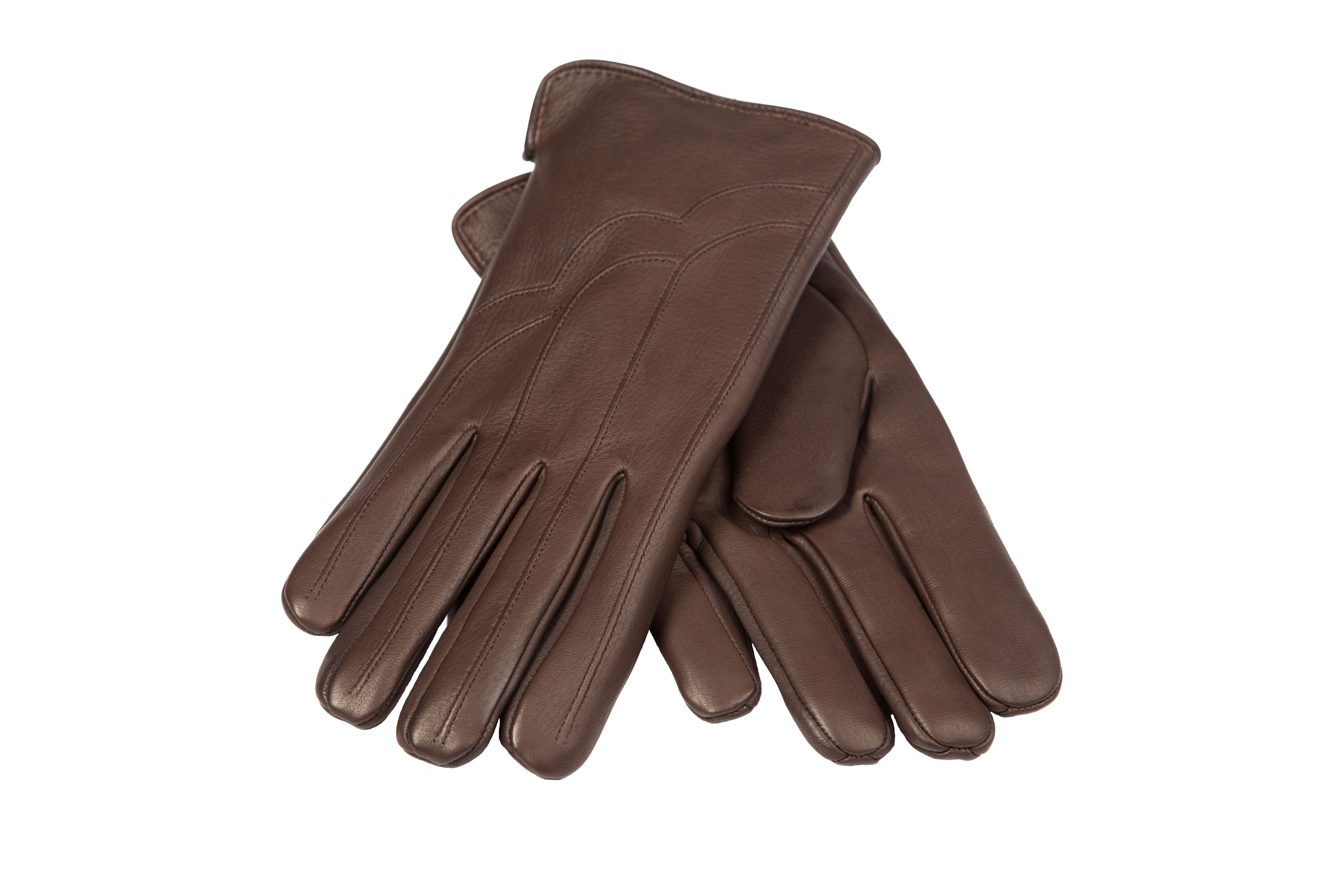 The Royals – Men's Deer-Leather Dress Gloves with Long ...